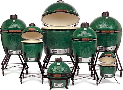 zar big green egg modeli