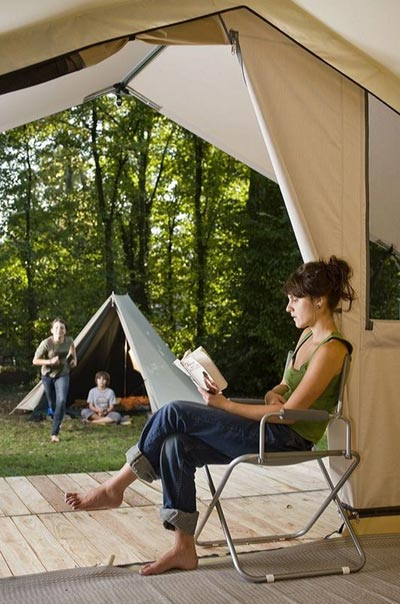 glamping sotor cabanon 8 t