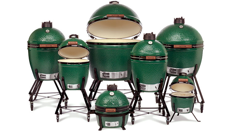 Žar big green egg