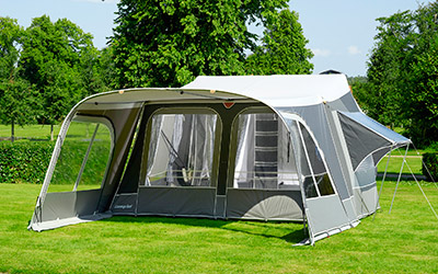 Camp-lez tenda Living za Camp-let Classic